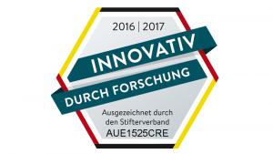 Auerswald Auszeichnung - Innovativ durch Forschung