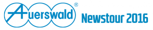 Logo Auerswald Newstour 2016